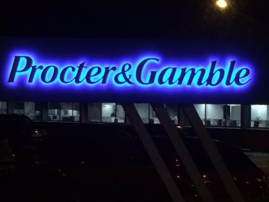 Procter & Gamble Blois