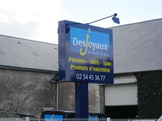 0042 for Spot piscine desjoyaux