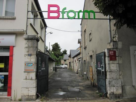 Bform à Blois