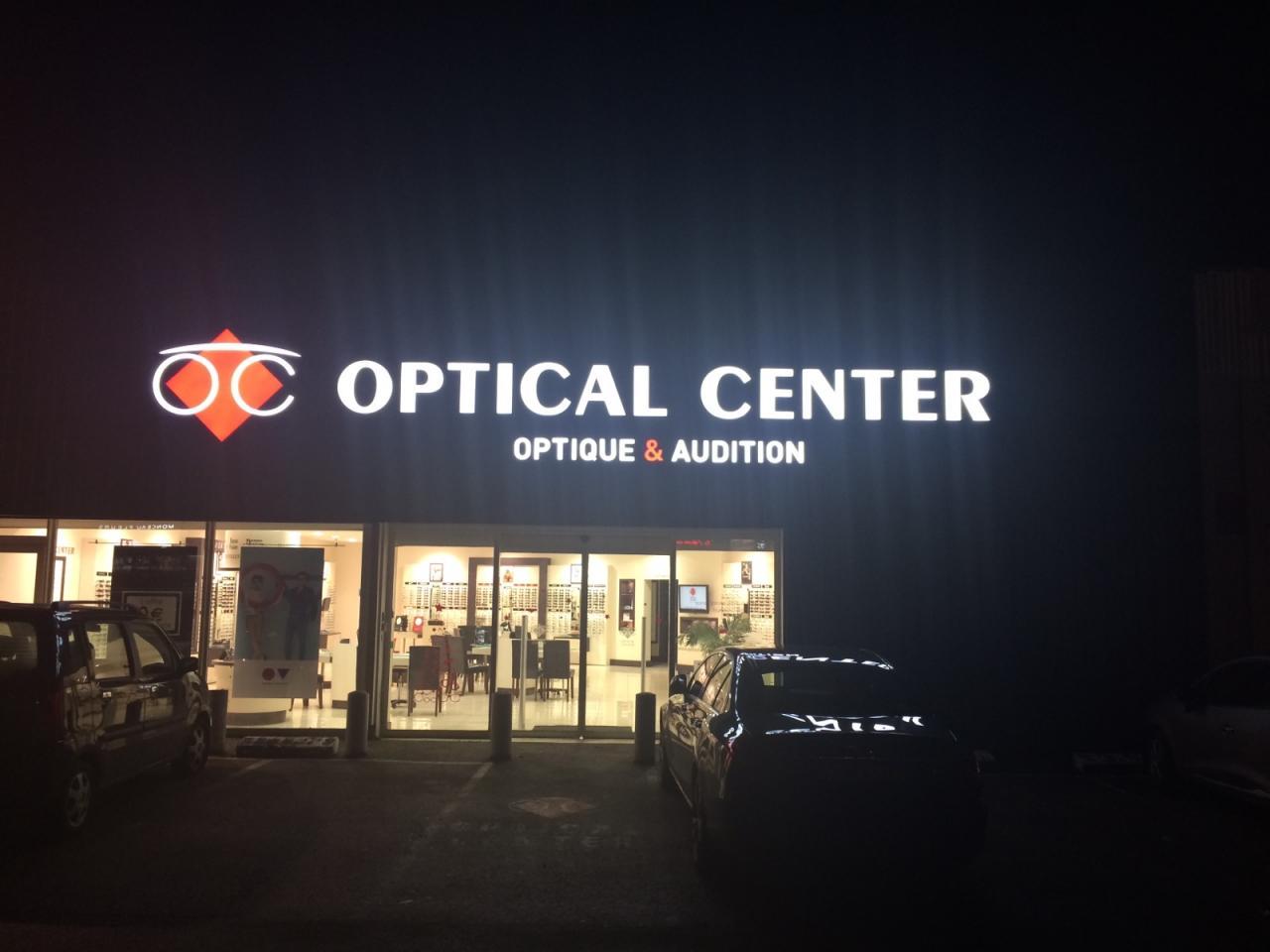 Optical center vendome