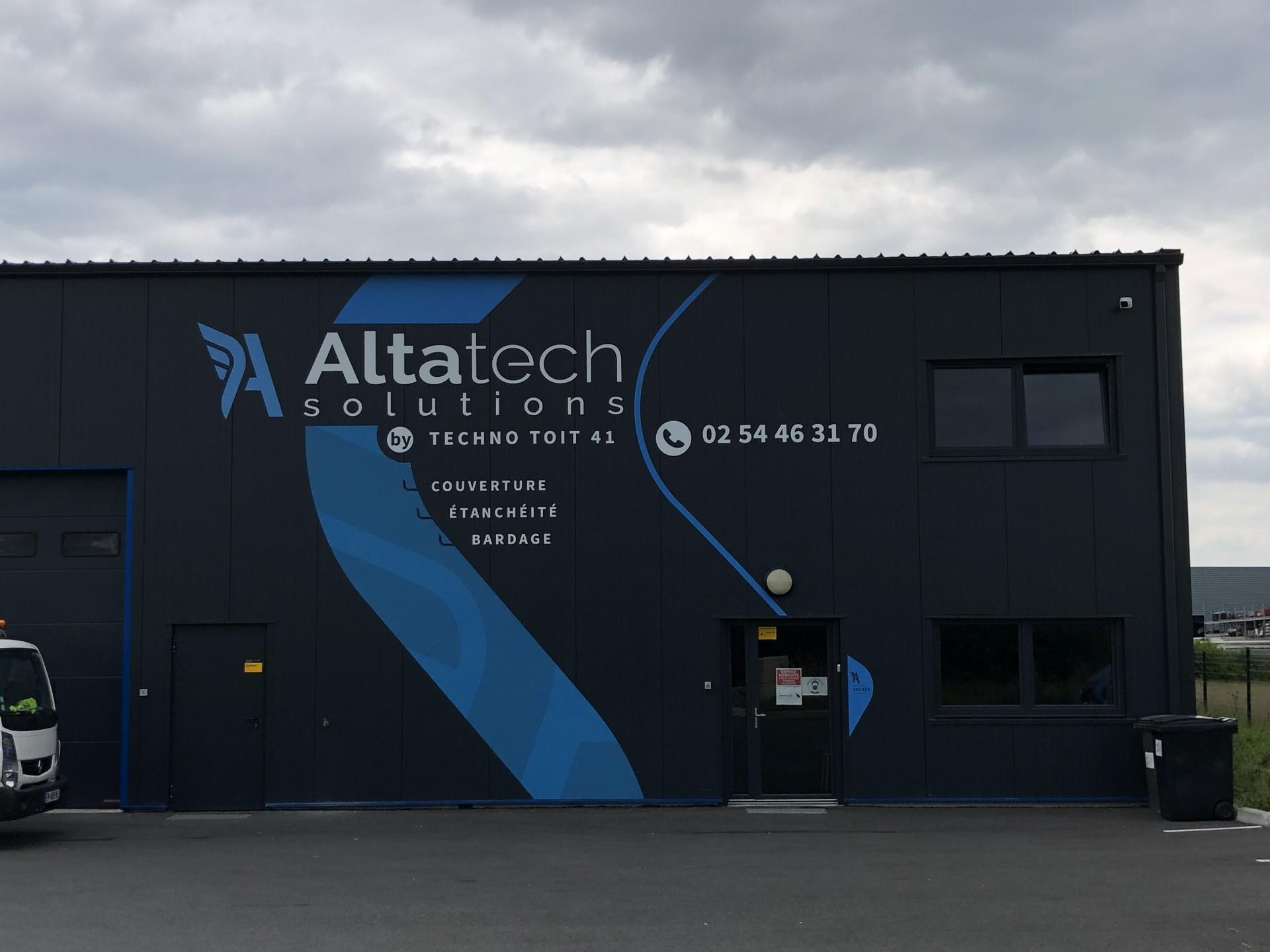 Altatech Cour Cheverny