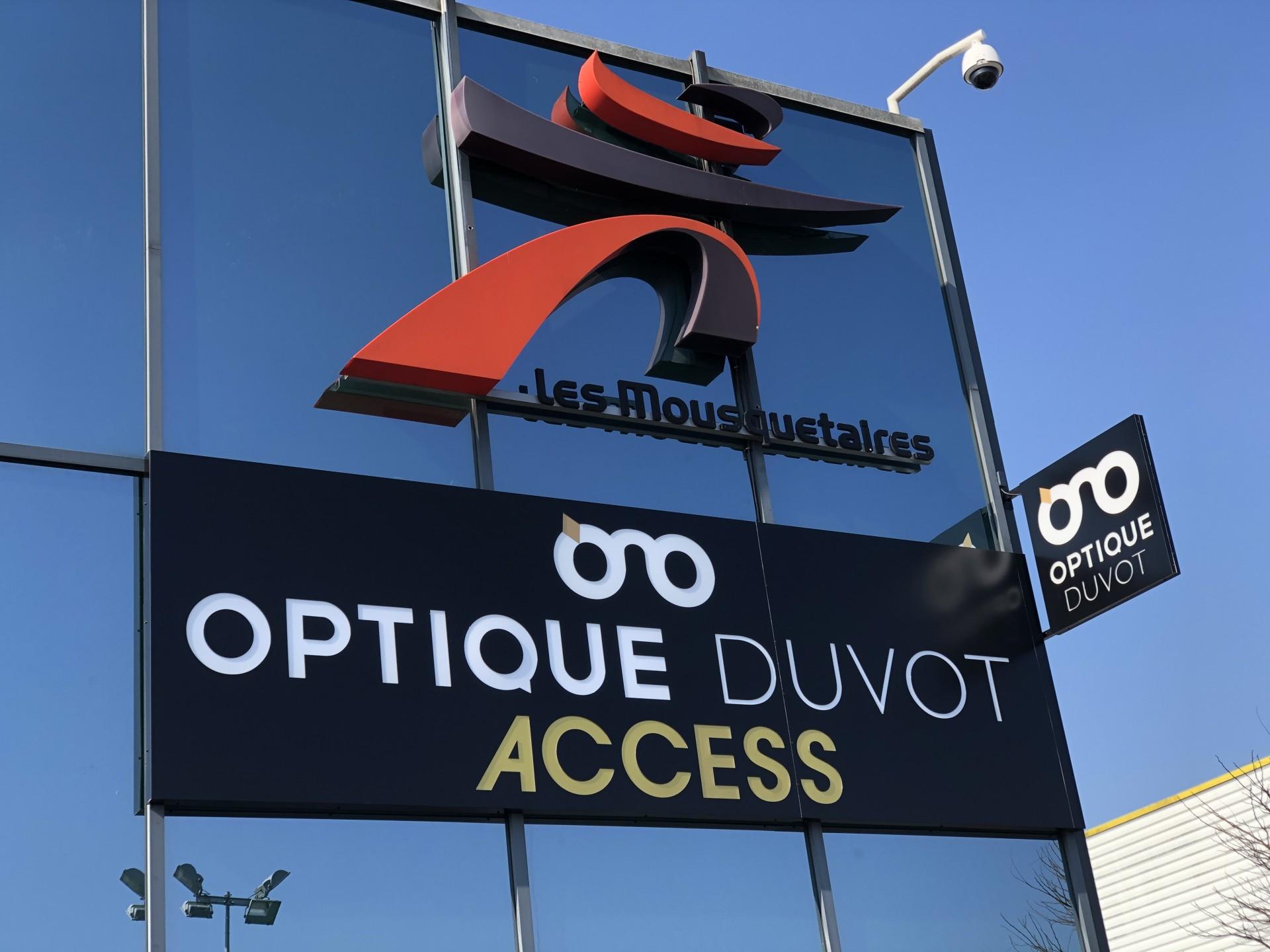 Optique Duvot Naintre