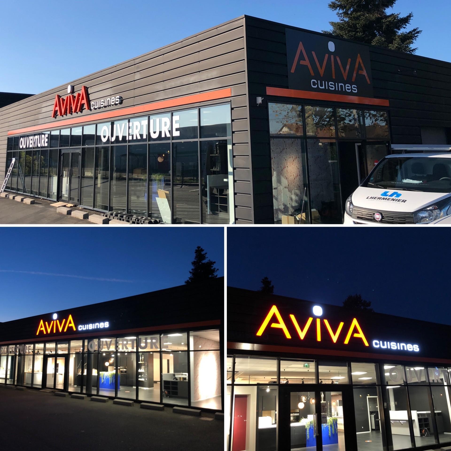Aviva cuisines