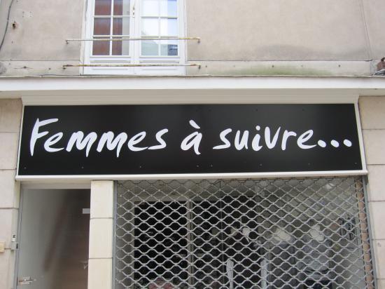 Femmes à suivre Blois centre ville