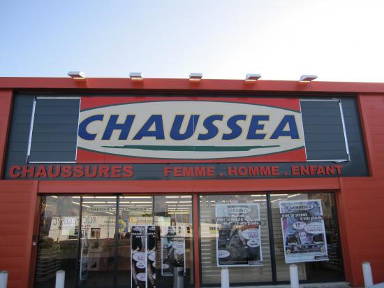 Chausséa  Vineuil